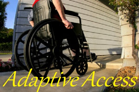 Homewood Handyman is uniquely qualified to understand disability home modications and we provide free estimates for any inquires about wheelchair ramps, grab bars, or anything else related to American Disability Association (ADA) requirements.